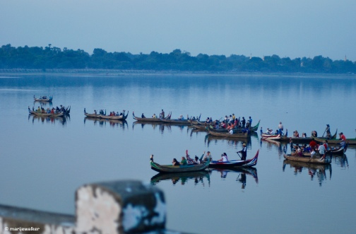 Mandalay: Taunghthaman Lake