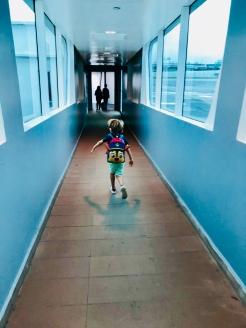 Traveler to Penang