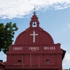 Christ Church, Malacca