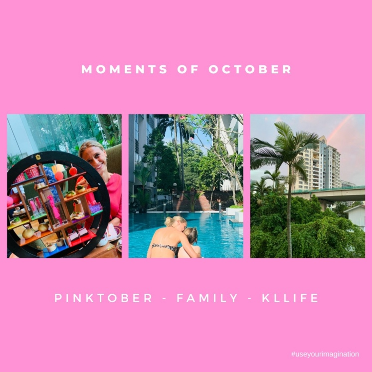 moments of october