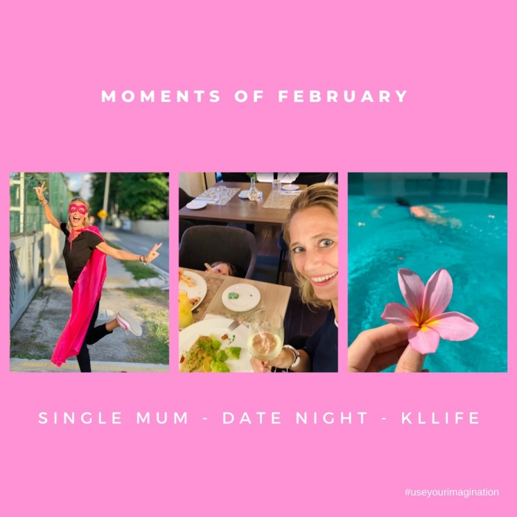 moments of february